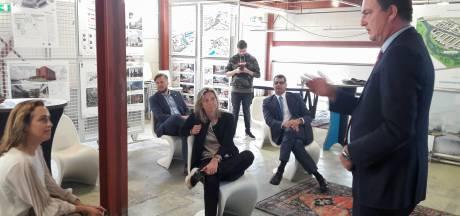 Minister Ollongren ziet 'toffe plek' Breda wel zitten: 'Maar het is wel een kwestie van volhouden'