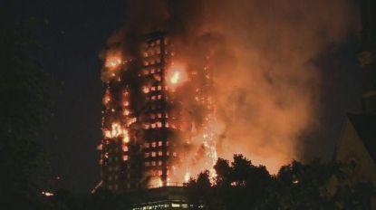 Vanavond in 'Telefacts Zomer': het inferno in de Grenfelltoren