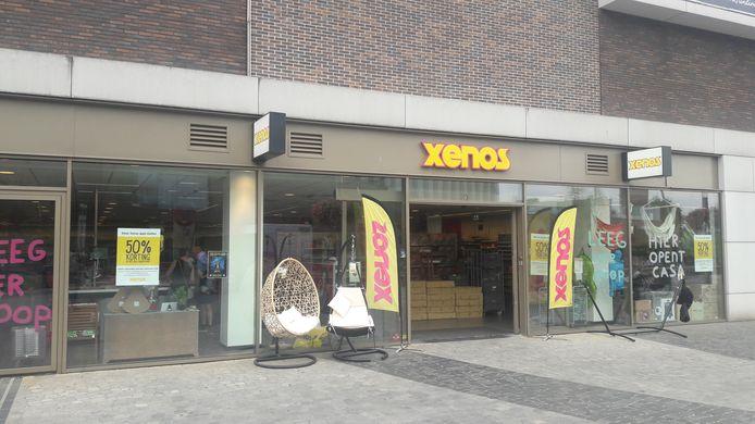 De Xenos aan het Eemplein.