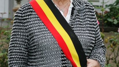 """Ereburgemeester Madame Verbist (89) overleden: """"Samen met papa heeft ze het uitzicht van de gemeente bepaald"""""""