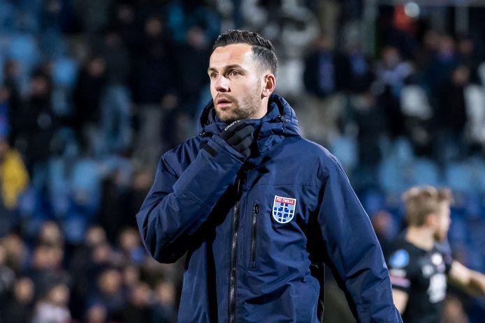Thomas Bruns wordt voor een jaar gehuurd van Vitesse, maar gaat PEC halverwege de uitleenperiode waarschijnlijk al verlaten.