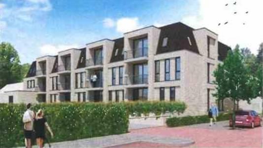 Woningbouwontwikkeling aan de Brechterhoeflaan in Bergen op Zoom