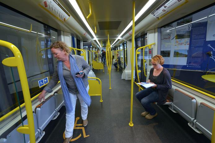De tram Utrecht-Nieuwegein moet, als het aan SGP Vijfheerenlanden ligt, worden doorgetrokken naar Vianen.