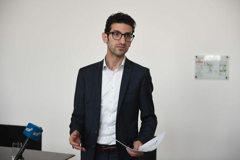 Toekomstig burgemeester Mohamed Ridouani (sp.a) gaat een studie laten uitvoeren voor een alternatief voor de Bruulparking.