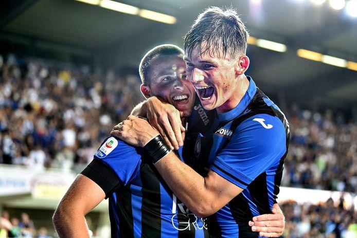 Hans Hateboer en Marten De Roon zijn dicht bij een historische Champions League-plek met Atalanta Bergamo.