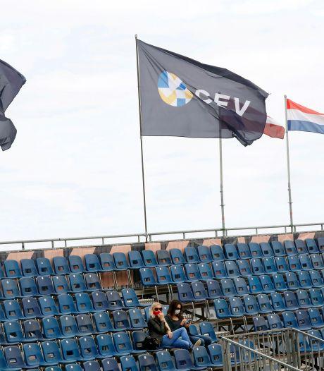 Beachvolleyballers starten EK in Letland met zege