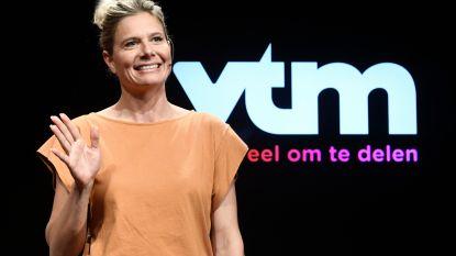 VTM-omroepsters (en -omroeper) kleuren opnieuw je dag