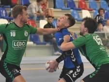 Handballers HC Zeeland pakken broodnodige overwinning