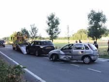 Flinke schade bij ongeval in Ermelo
