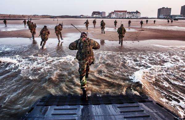 'Laat verzet tegen verhuizing van Korps Mariniers een wake-up call zijn voor politieke beslissers'