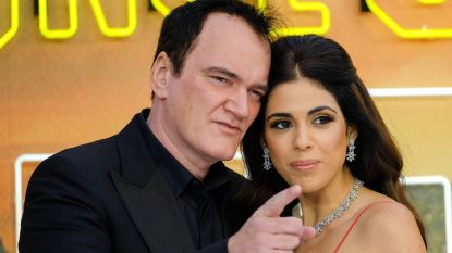 Quentin Tarantino (56) wordt voor de eerste keer vader