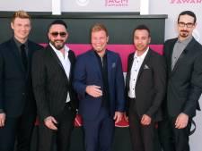 Backstreet Boys vieren dat ze een kwart eeuw bestaan