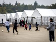560 extra vluchtelingen naar tentenkamp Heumensoord