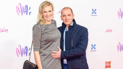 """Caroline Vereenooghe, vriendin van Karl Vannieuwkerke: """"Even schrikken toen ik zwanger bleek te zijn"""""""