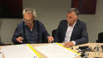 Diepenbeek belooft aan ouders van verongelukte kinderen een verkeersveiligere gemeente