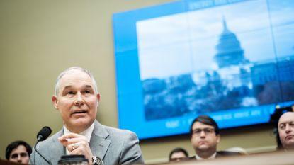 Amerikaanse milieuambtenaren uiten kritiek op Trump, waarna prompt hun mails worden gecontroleerd