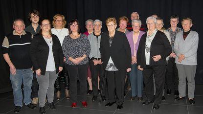 Cultuurvrijwilligers en jarige verenigingen gehuldigd