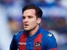 Verdediger Levante in cel voor 'afpersing, bedreiging en witwassen'
