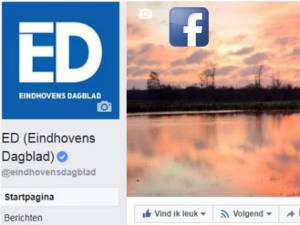 Zo kun je het ED blijven volgen op Facebook