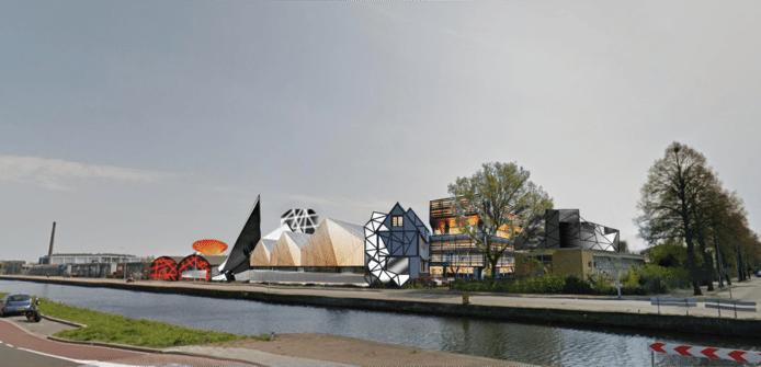 De Kade Eindhoven.Milieustraat Eindhoven Wordt Mogelijk Creatief Industrieterrein