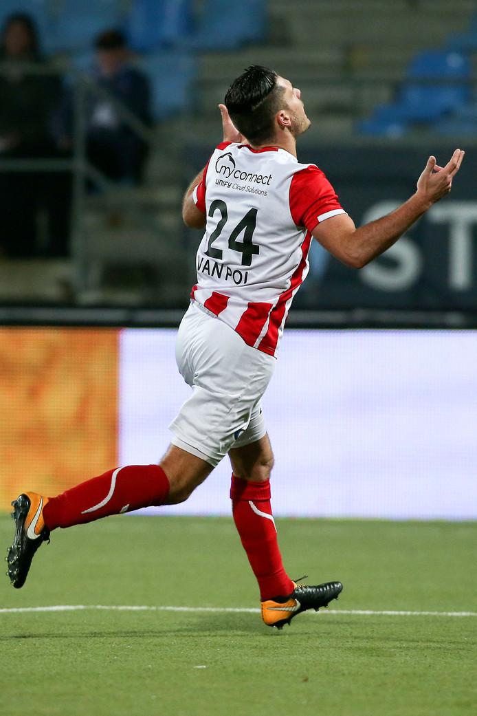 Thijs van Pol verlaat FC Oss.