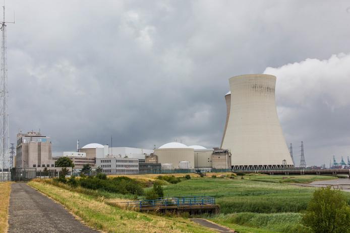 Kerncentrale Doel, België.