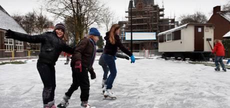 Waar kun je schaatsen? Nog nergens