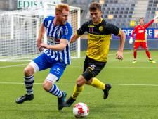 FC Eindhoven-aanvaller Jort van der Sande ruim drie maanden uit de roulatie