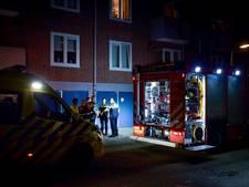 Vrouw die brand sticht in Tilburgse flat aangehouden door politie