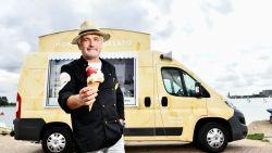 De hele straat staat te wachten op een ijsje: ijsverkopers zien als een van de weinigen hun omzet níet wegsmelten