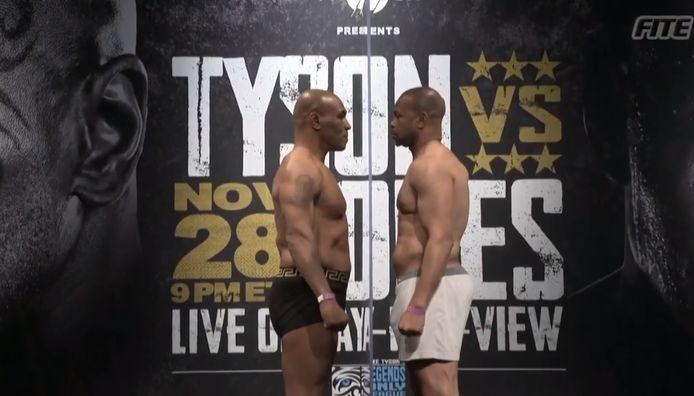 Mike Tyson is klaar voor zijn comeback.