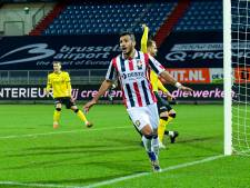 Willem II maakt met zege op VVV einde aan slechte reeks