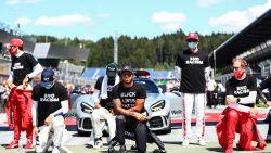 Verstappen en Leclerc knielen niét als steun voor 'Black Lives Matter' en dat begrijpt niet iedereen