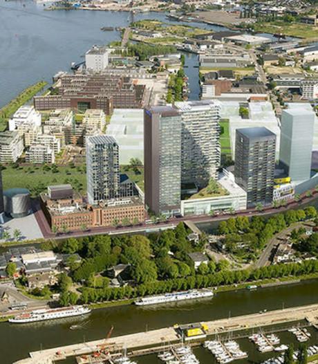 Italiaanse aannemer gaat project Y Towers in Noord afbouwen