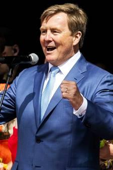 Geen songfestival, wél Koningsdag: Willem-Alexander volgend jaar naar Maastricht