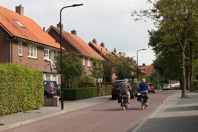 De Sniplaan in Doetinchem.