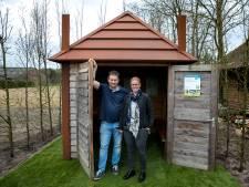 Nieuwe route 'Hooihuiskes' in Bergeijk