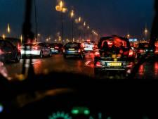 Flinke files tussen Apeldoorn en Hengelo na ongevallen op de A1