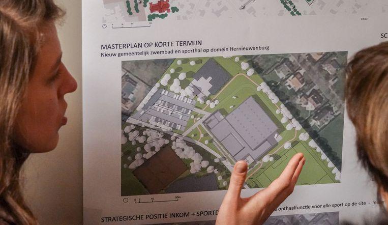 Sportcentrum met zwembad, sporthal en cafeteria klaar tegen mei 2022