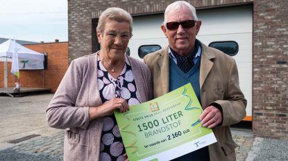 """Winnaars 'Baal Bereikbaar': """"Met 1.500 liter brandstof 2,5 jaar gratis naar Scherpenheuvel bollen"""""""