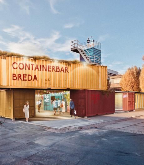 Containerbar Breda landt mogelijk in Havenkwartier