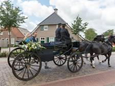 Afscheidsrit voor Staphorster wethouder Jaspers Faijer