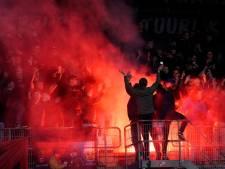 Helmond Sport en fans balen van forse vuurwerkboete: 'Jammer dat zo'n mooie avond zo'n staartje krijgt'