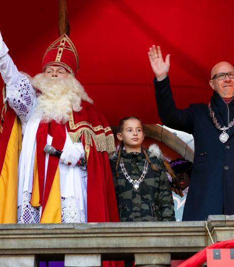 Geen Sinterklaasintocht en Zwarte Piet in Den Bosch, kindervriend komt via tv binnen met zijn knecht