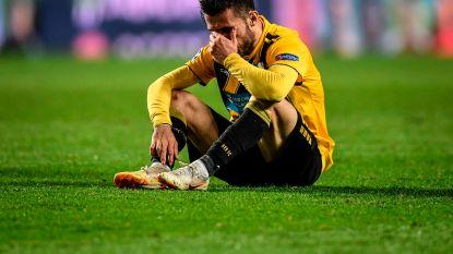 AEK Athene sluit CL-campagne af met nul punten na fraaie vrije trap Grimaldo