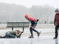 Een natuurijsbaan na één nachtje vorst: heeft IJSCH Haaksbergen er een concurrent in Winterswijk bij?
