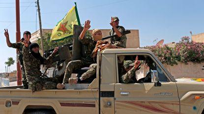 Syrische Koerden nemen acht IS-leden gevangen onder wie een  Amerikaan (16) en Duitser (31)