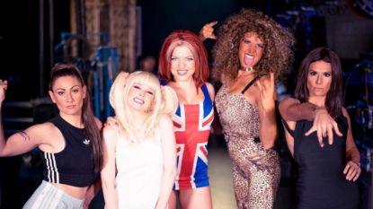 Nathalie Meskens, Clara Cleymans en co worden de Spice Girls