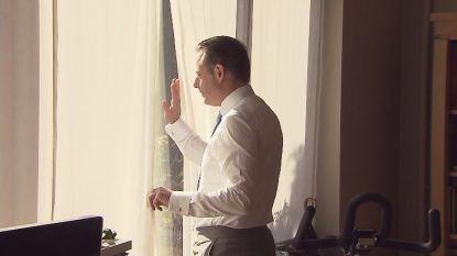VIDEO. Zo nam Bart De Wever journalist beet op verkiezingsdag