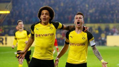 Geweldige eerste 'Klassiker' voor Witsel: Rode Duivel helpt Dortmund met knappe assist voorbij Bayern